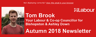 Labour newsletter