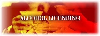 alcohol licences